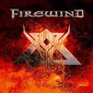 "Firewind : ""Self Titled"" CD 15th May 2020 AFM Records."
