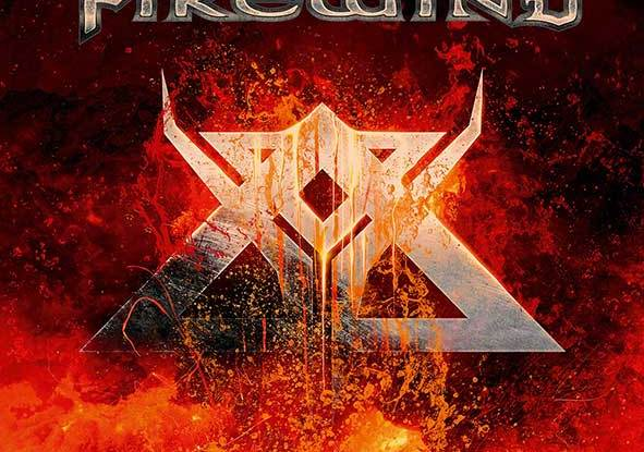 "Firewind : ""Self Titled"" CD & LP 15th May 2020 AFM Records."