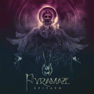 "Pyramaze : ""Epitaph"" LP & CD & digital 13th November on AFM Records"