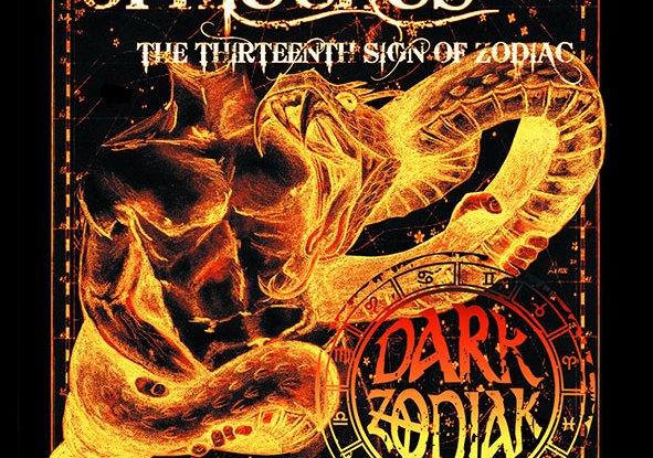 "Dark Zodiak : ""Ophiuchus"" Digipack CD & Digital 30th January 2021 Self Released."