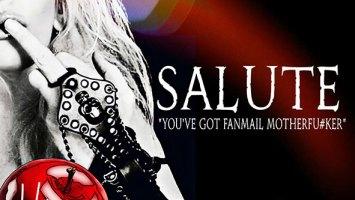 "Hellz : ""Salute"" Digital single 9th January 2012 Self Produced."