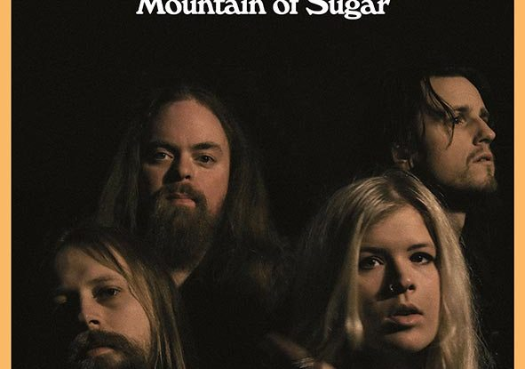 """Heavy-Feather : """"Mountain of Sugar """"Digital & LP 9th April 2021 The Sign Records ."""