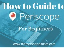 guide to periscope
