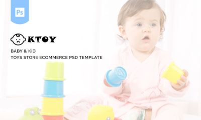 Download Free Premium Kids Psd Templates For Your Website Themetidy