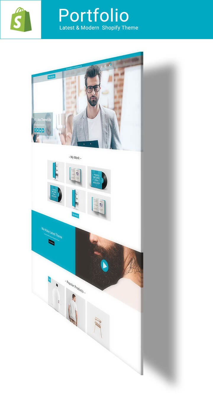 portfolio-unique-personal-profile-responsive-shopify-theme-long-description-image-1-themetidy