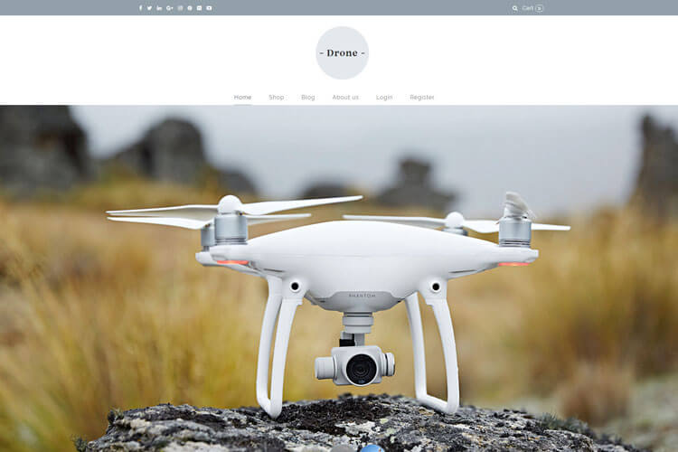 drone-2017s-best-selling-premium-responsive-shopify-themes-themetidy