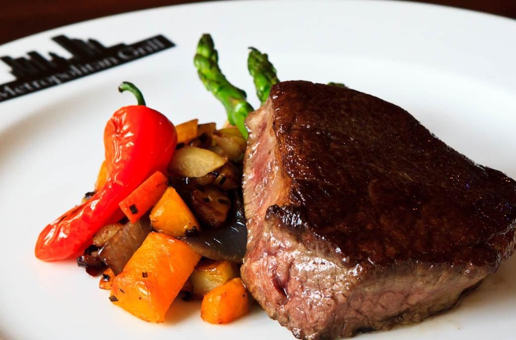 The Metropolitan Grill Voted Best Steak In Town