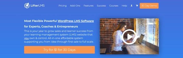 Lifter LMS WordPress Plugin