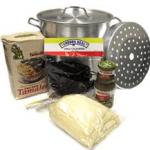 Tamale making kit