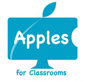 Apples for Classrooms - One Town at a Time