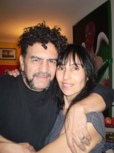 Sergio Arau and Yareli Arizmendi