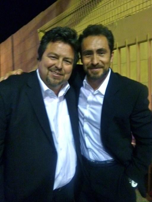 Rick Najera and Demián Bichir Nájera