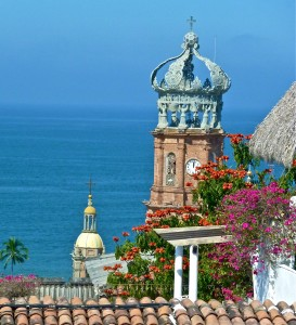 Iconic Cathedral, Puerto Vallarta