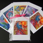 Earth Prayer Greeting Cards