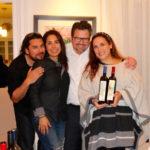 Fernando Gaxiola, Flor Franco, Rick Najera, Angelica Valle