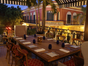 Casa 46 Cocina de Autor, Mazatlan (photo courtesy of www.casa46.com.mx)