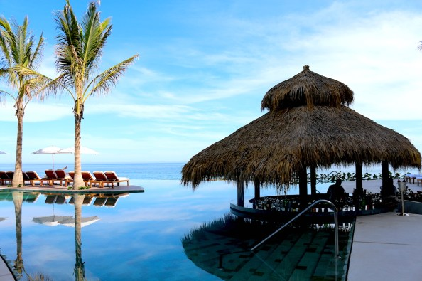 Grand Velas Los Cabos_pool infinity_The Mexico Report