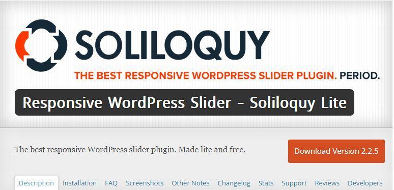 Image result for Soliloquy Lite