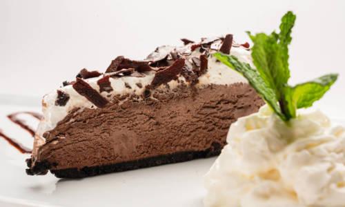 La Chuperia - The Miche Spot - Menu Chocolate Mouse Cake