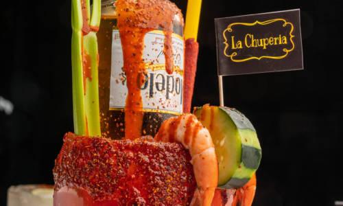 La Chuperia - The Miche Spot - Menu Chuper Michelada
