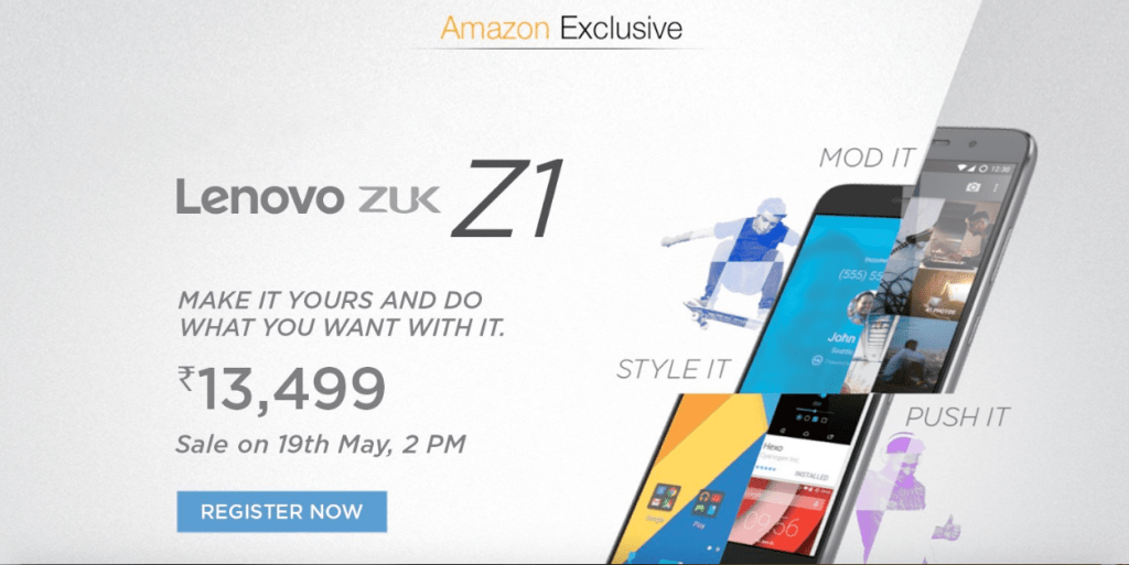Lenovo Zuk Z1 - Microple