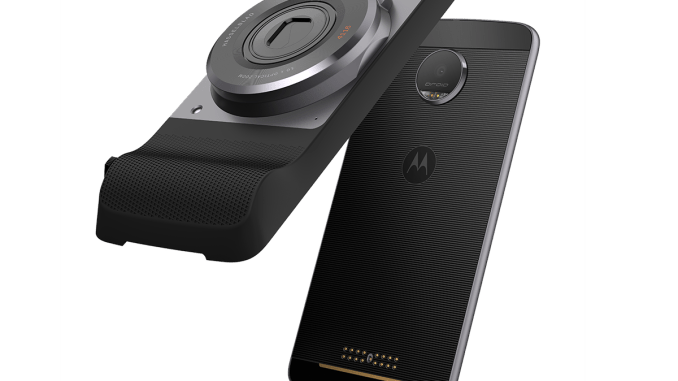 Moto Z and Moto Z play | Microple