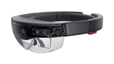 windows mixed reality: hololens hardware
