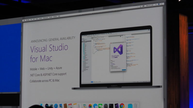 mac visual studio