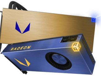 AMD Radeon Vega Graphics Card