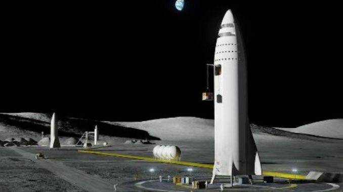 SpaceX plans for next generation spacecraft to moon, Mars and Earth city-to-city