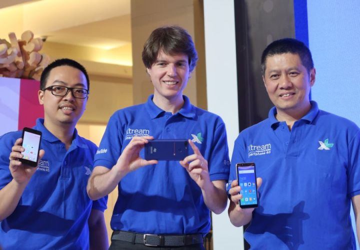 Xl And Evercoss Launch Xtream 1 Cheap Smartphone With Unlimited