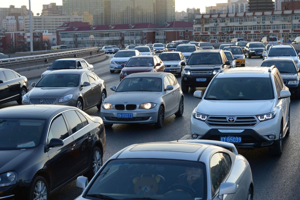 China to insert RFID chips in cars from next year