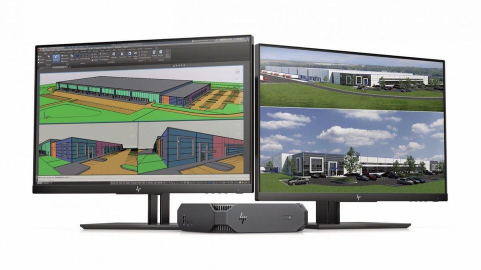 HP launches new workstations | HP Z2