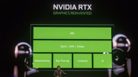 NVIDIA GeForce RTX Graphics Reinvented