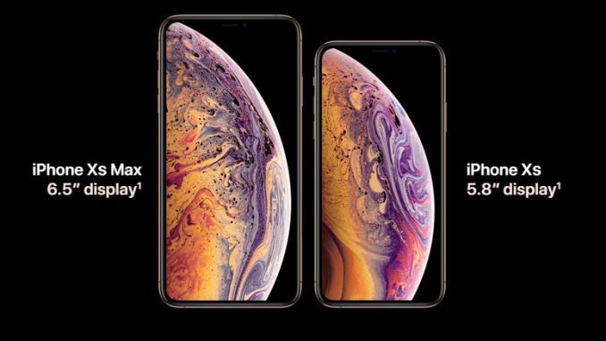 Apple iPhone Xs Max specs