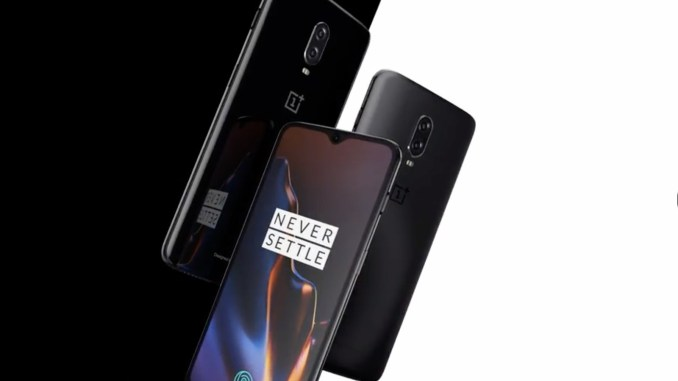 OnePlus 6T: Screen Scanner, 3700 Mah Battery and Advanced Camera