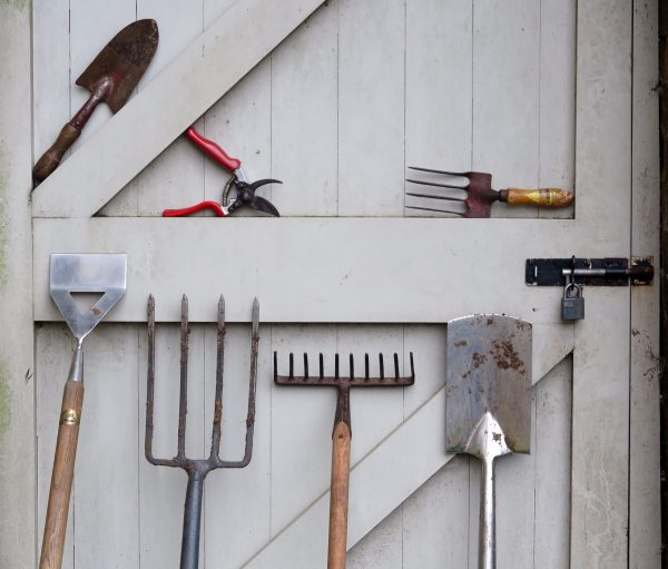 Seven essential tools, as recommended by Monty Don