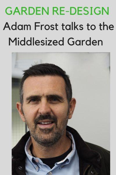 Garden redesign - top tips from garden designer Adam Frost