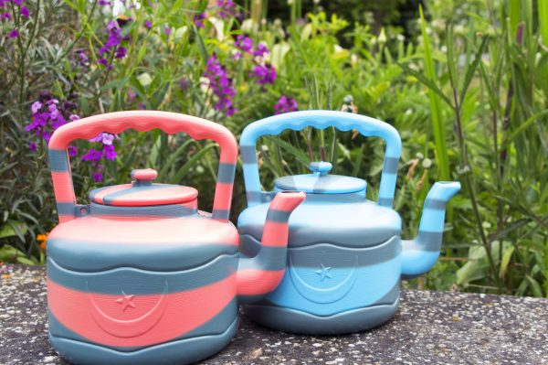 Children's watering cans from Senegal