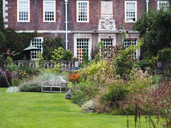 The Salutation gardens, designed by Lutyens