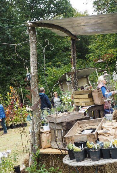 Greta Dixter plant fair