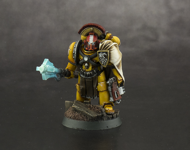 how to paint imperial fist pdf