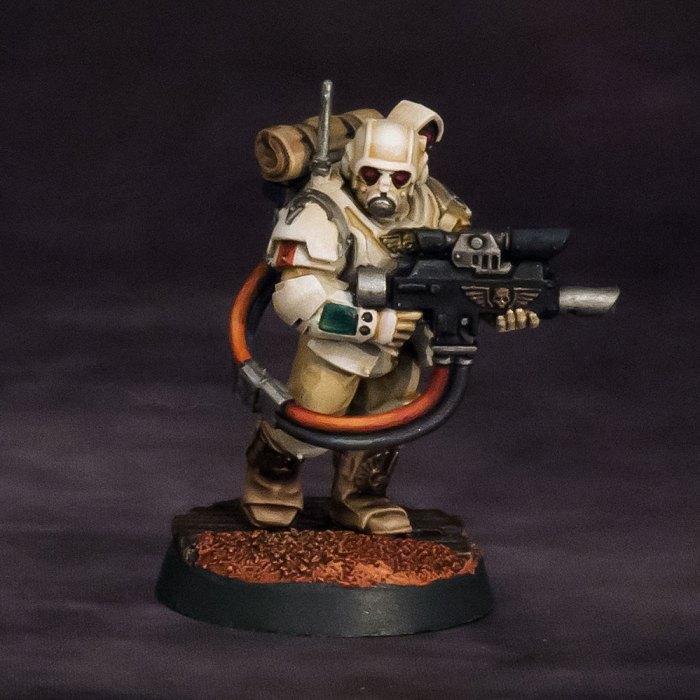 Inquisitorial Stormtrooper
