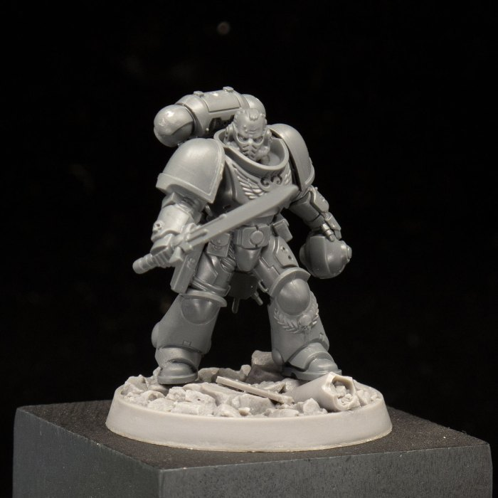 500th Store Primaris Lieutenant Power Sword Conversion