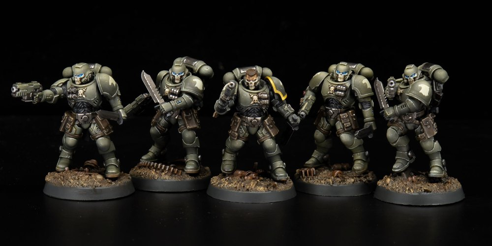 Raptors Primaris Reivers