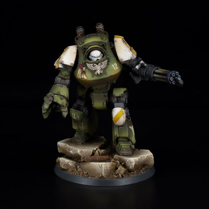 Raptors Contemptor Dreadnought 12