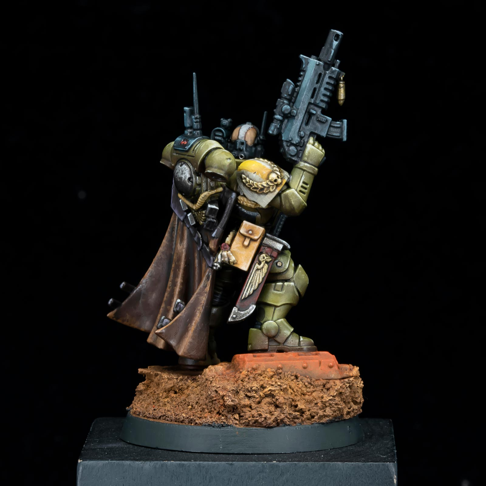 Raptors Phobos Captain