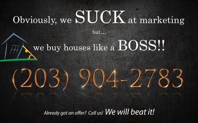 Awesome Marketing Postcard