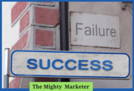 Freelance failure can turn into success