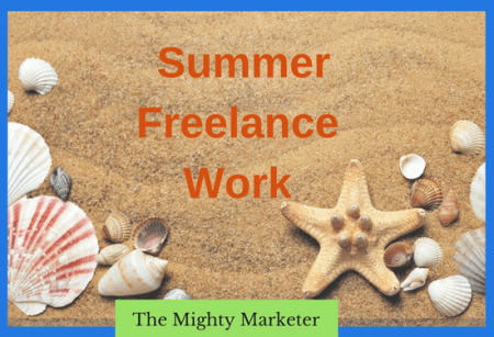 get more freelance work this summer